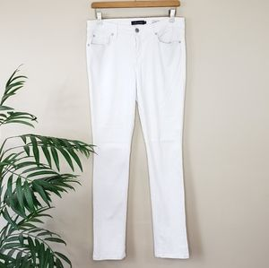 Anthro Level 99 | Lily Skinny Straight Jeans